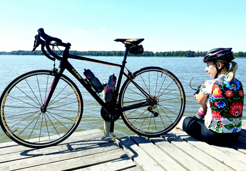 Jesionka - trasy rowerowe