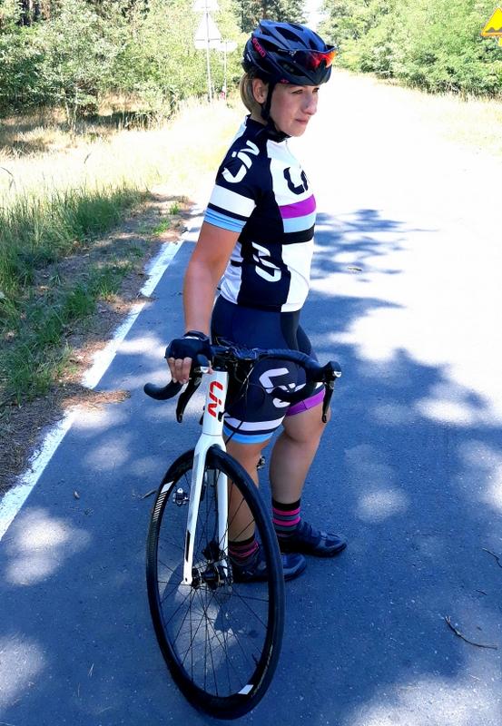 Rower szosowy dla kobiety