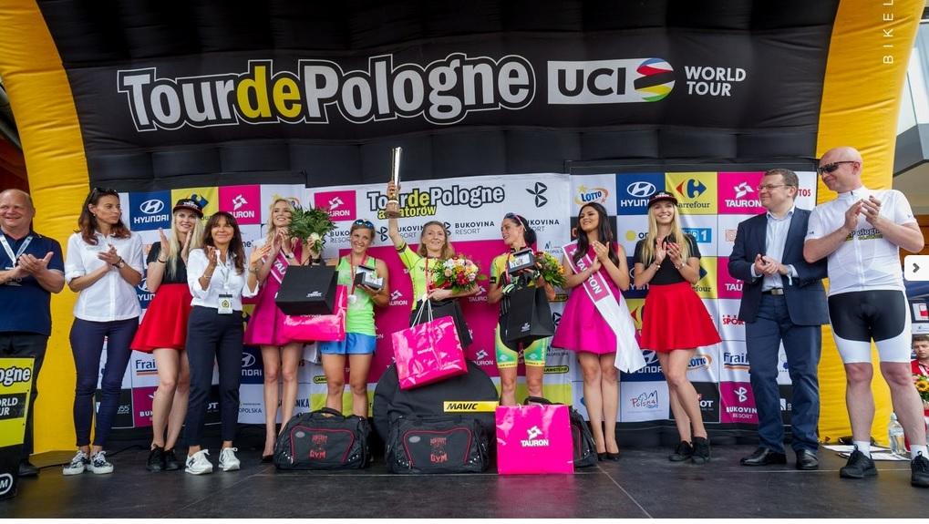 Tour de Pologne 2017 - Marta Balcerzak I msc.