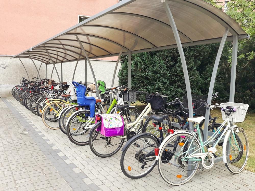 Dojazd rowerem do pracy