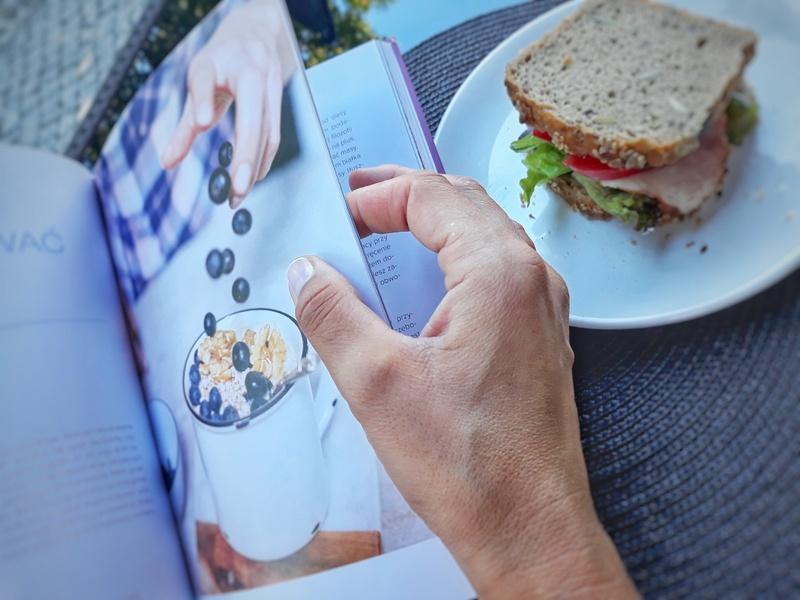 Dieta dla aktywnych - recencja książki