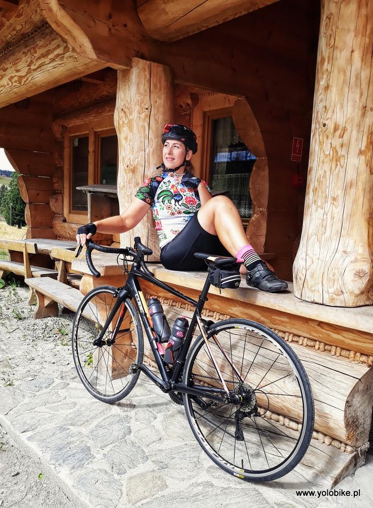 Trasa rowerowa w Dusznikach Zdrój