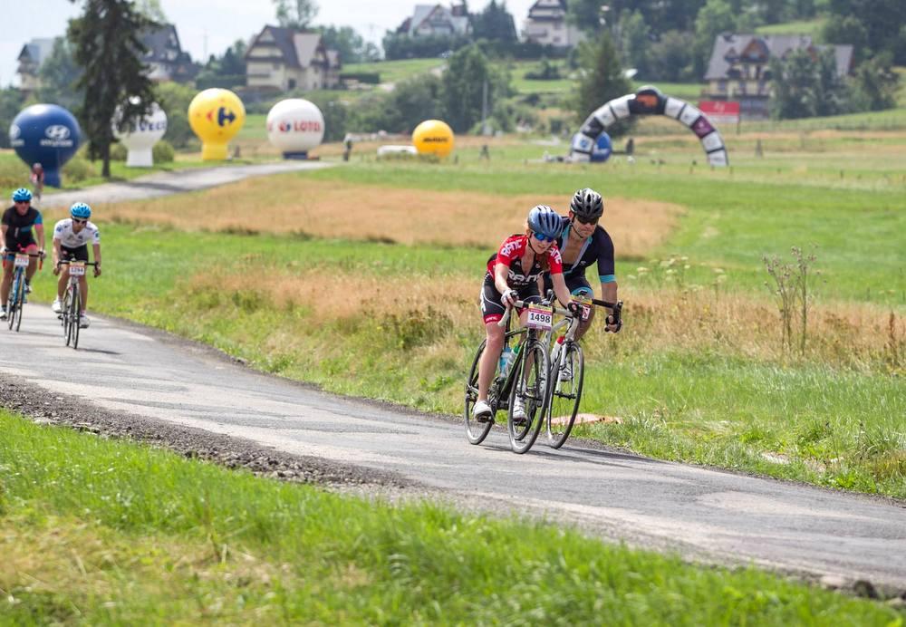 Tour de Pologne Amatorów - Joanna Legierska-Dutczak/Zielona Góra