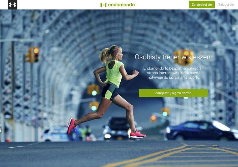 Endomondo - aplikacja sportowa