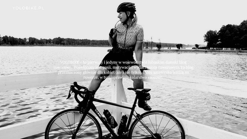 bl;og rowerowy kobieta
