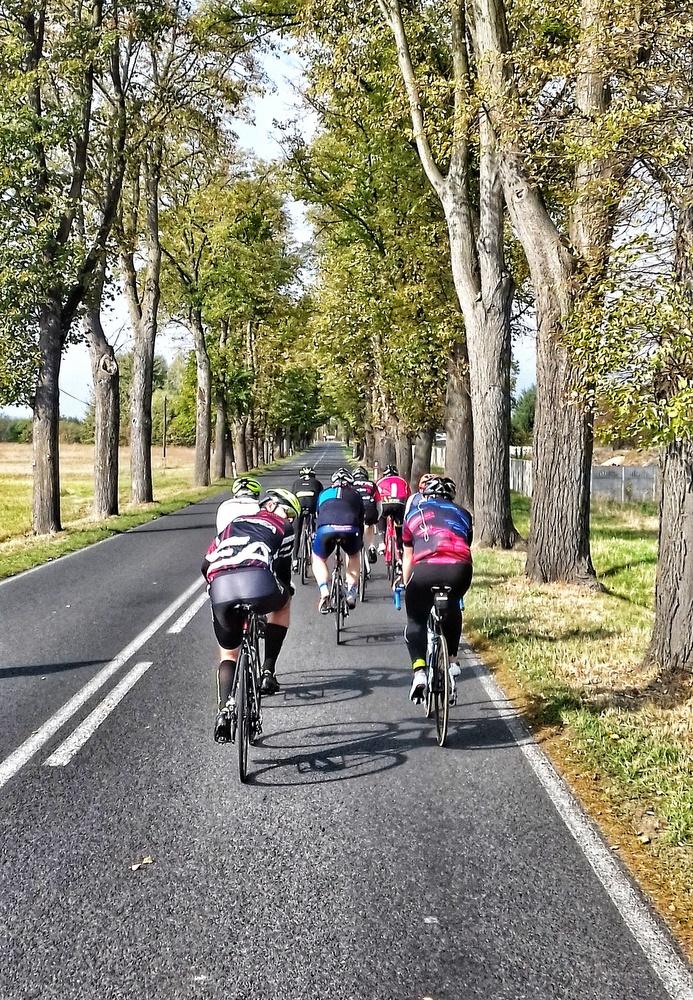 Sto kilometrów rowerem