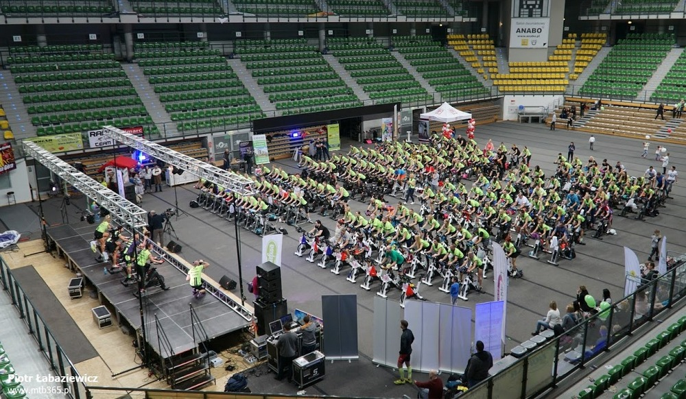 maraton indoor cycling