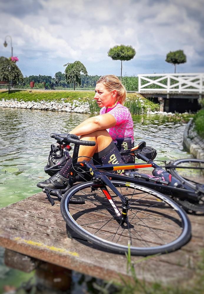 Strój rowerowy cena
