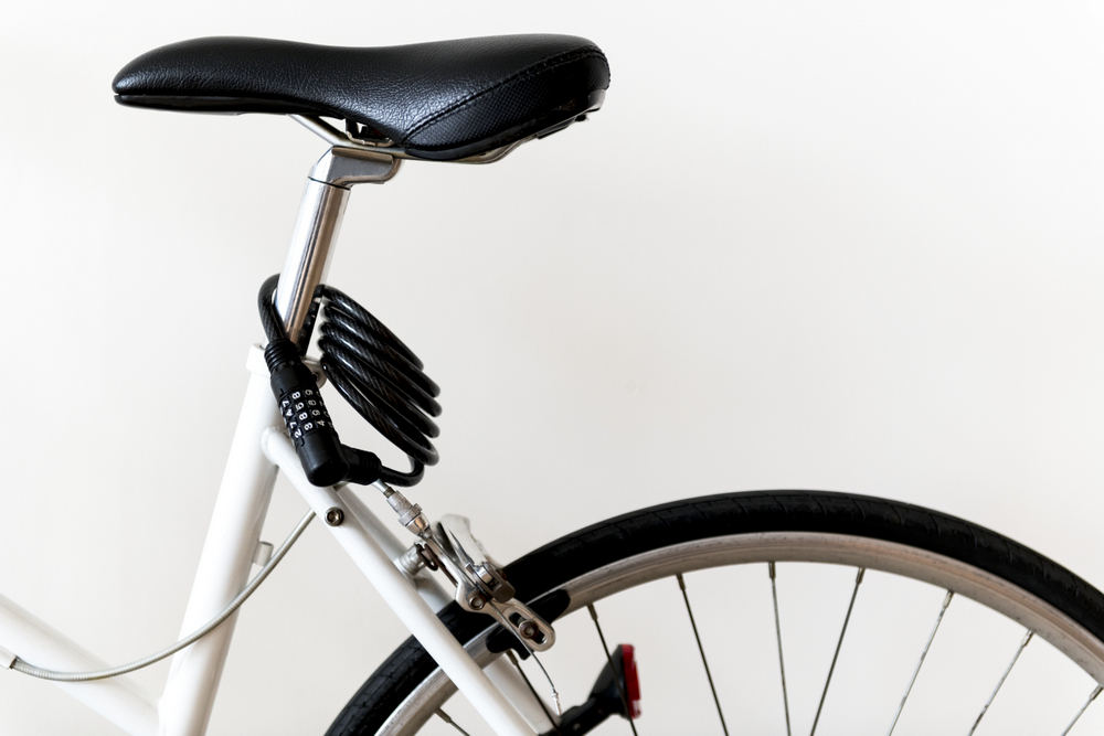Zapięcie do roweru