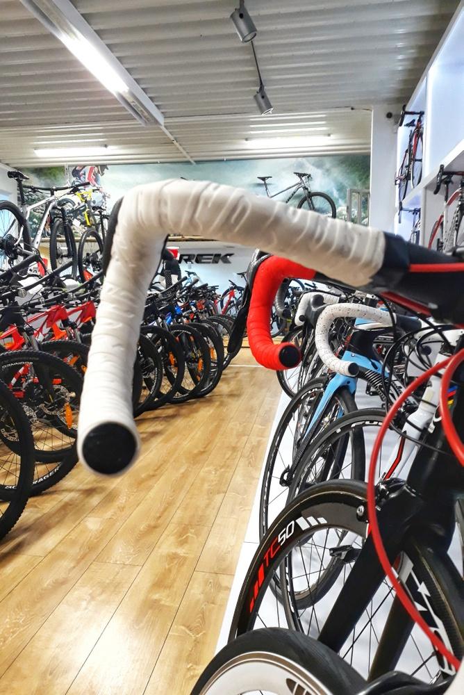 rower szosowy ze sklepu