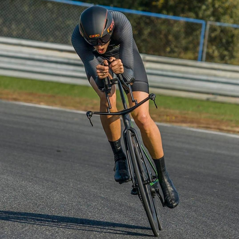 Adam Ciemniak Mosina Poznań FTI Sport Cycling