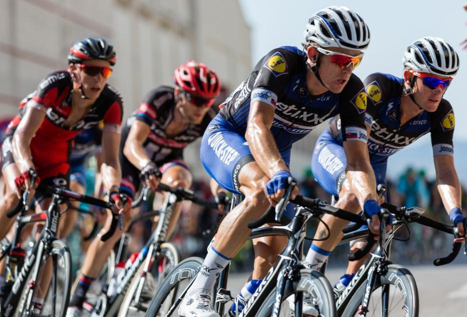 Wyścig kolarski dla amatorów