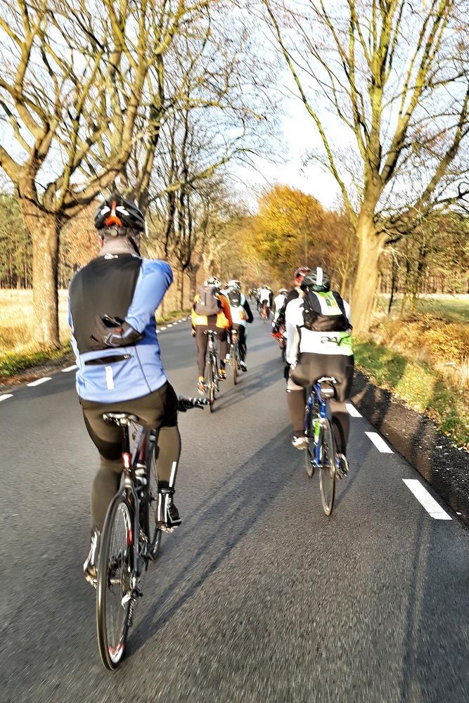 spotkania rowerzytów treningi