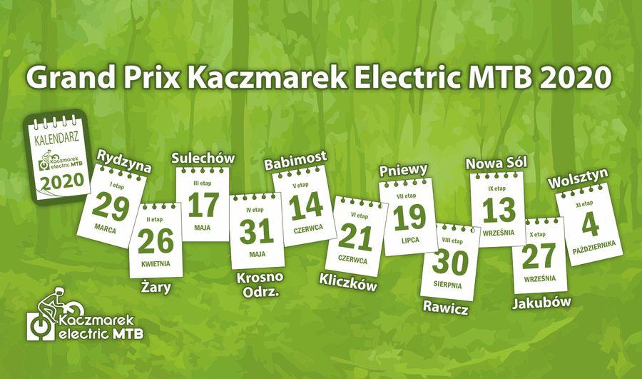 Kaczmarek Electric MTB